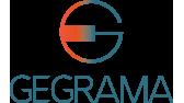 Logo Gegrama. Gegrama distribuidor de telas Camira Fabrics España y Portugal